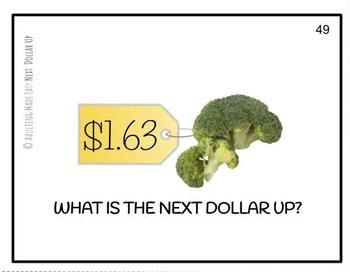 Dollar Up Task Clip Cards Money Management Life Skills Visuals