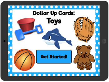 Dollar Up - Toys: Interactive PDF