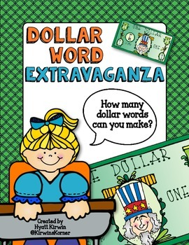 Dollar Word Extravaganza