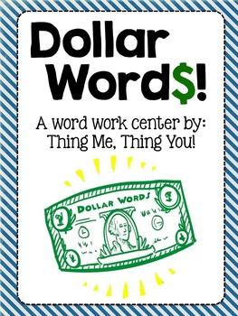 Dollar Words
