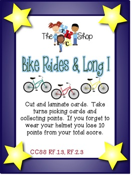 {DISCOUNTED ITEM} Bike Rides and Long i