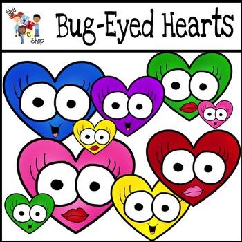 $$DollarDeals$$ Bug-Eyed Hearts