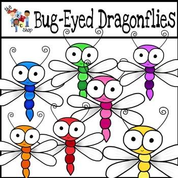 $$DollarDeals$$ Bug-eyed Dragonflies