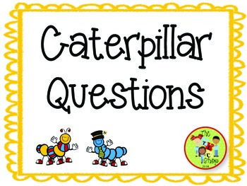 $$DollarDeals$$ Caterpillar Questions