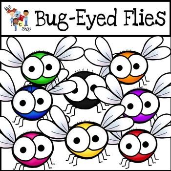 $$DollarDeals$$ Bug-Eyed Cuties: Flies
