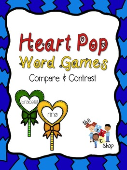 $$DollarDeals$$ Heart Pop! - Compare and Contrast