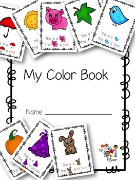 $$DollarDeals$$ My Color Book