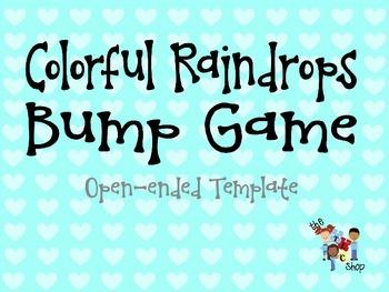 $$DollarDeals$$ Raindrop BUMP Game Template