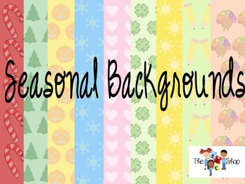 $$DollarDeals$$ Seasonal Backgrounds
