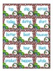 $$DollarDeals$$ Winter Sight Word Cards - 4th 100 FRY