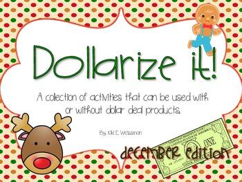 Dollarize It! {December Edition}