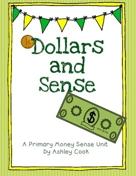 Dollars and Sense a primary money sense unit