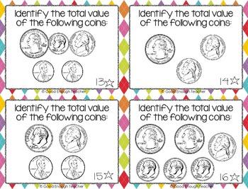 "Dollars and ""sense"": single step word problems involving money CC.2.MD.C.8"