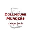 Dollhouse Murders Literature Unit
