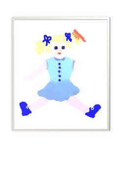 Dolly and Teddy Action Cards