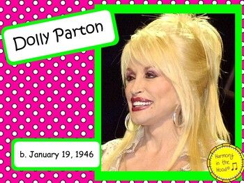 Dolly Parton: Musician in the Spotlight