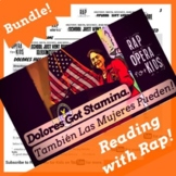Dolores Huerta Reading Comprehension, Civil Rights Reading Passage w/ Rap Song