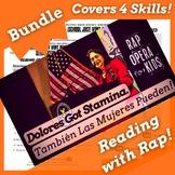 Dolores Huerta Reading Comprehension, Civil Rights Reading