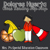 Dolores Huerta Close Reading Flip Flap