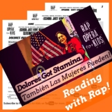 Dolores Huerta Sequence of Events Reading Passage and Work