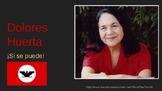 Dolores Huerta Slide Show ENGLISH