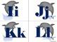 Dolphin Alphabet (Word Wall Tags)