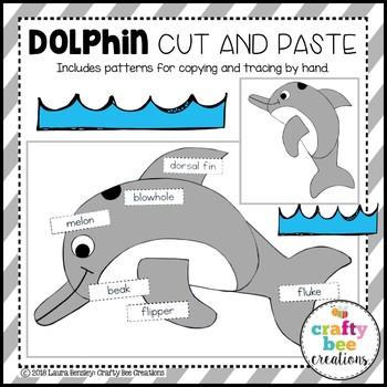 Dolphin Craft (Label It!)