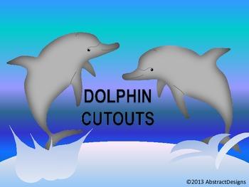 Dolphin Cutouts