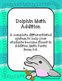 Dolphin Math - Addition