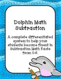 Dolphin Math - Subtraction
