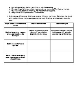 Dolphin Tale Book Assessment PARCC like Common Core State Standards