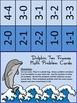 Dolphin Math Activities: Dolphin Ten Frames Summer Math Activity Packet