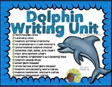 Dolphin Writing and Craft Unit -Total Unit ~ Vocabulary ~ Graphic Organizers