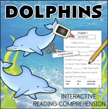DOLPHINS Reading Comprehension Interactive Activity