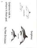 Dolphins- a non-fiction guided reading book
