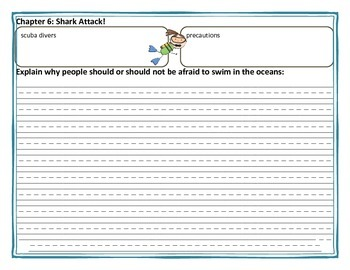 Dolphins and Sharks - MTH Fact Tracker - Common Core Book Study