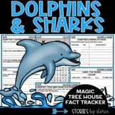 Dolphins and Sharks (Magic Tree House Fact Tracker & Nonfi