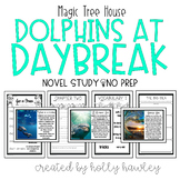 Dolphins at Daybreak-A Magic Tree House Activity