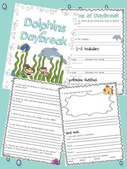 Dolphins at Daybreak: Comprehension Guide