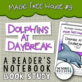 Dolphins at Daybreak: Magic Tree House #9 {A Book Study}