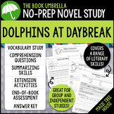 Dolphins at Daybreak Novel Study - Magic Tree House