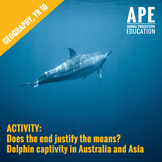 Dolphins in Captivity | Geo Year 10 | Geographical Knowled
