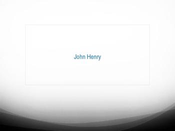 Domain 1: John Henry