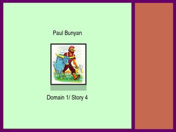 Domain 1: Paul Bunyan