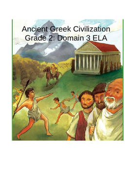 Domain 3 Ancient Greek Civilization Grade 2 Smart Notebook File