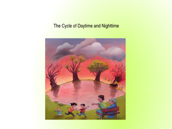 Domain 6: The cycle of daytime and nighttime