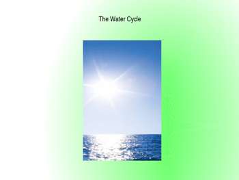 Domain 6: The water cycle