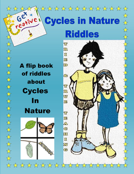 Domain - Cycles in Nature: A Flip Book of Riddles