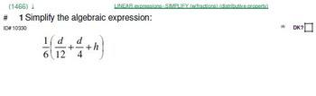 Domain EE (Grades 6-8) UNIT: Level 4 (CHALLENGING) probs (4 workshts;7 quizzes)