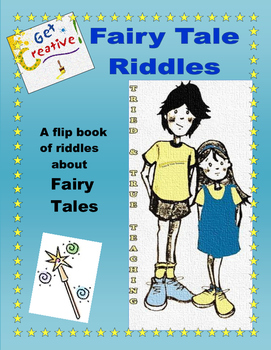 Domain - Fairy Tales:  A Flip Book of Riddles